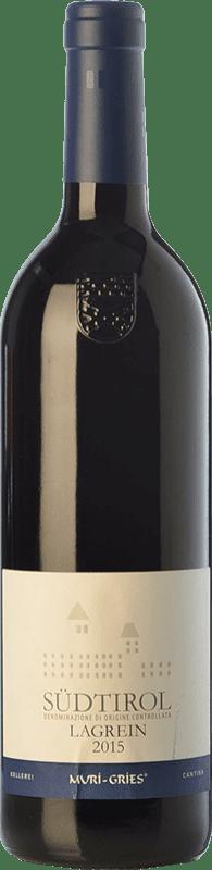 17,95 € Free Shipping | Red wine Muri-Gries D.O.C. Alto Adige Trentino-Alto Adige Italy Lagrein Bottle 75 cl