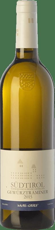 16,95 € Free Shipping | White wine Muri-Gries D.O.C. Alto Adige Trentino-Alto Adige Italy Gewürztraminer Bottle 75 cl