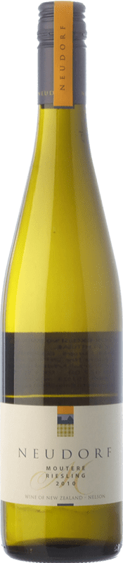 23,95 € Free Shipping | White wine Neudorf Moutere Dry Crianza I.G. Nelson Nelson New Zealand Riesling Bottle 75 cl