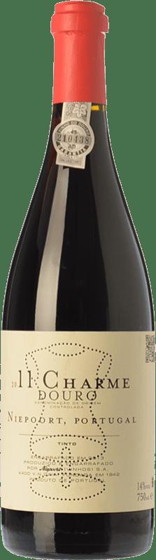 65,95 € | Red wine Niepoort Charme Crianza I.G. Douro Douro Portugal Touriga Franca, Tinta Roriz Bottle 75 cl