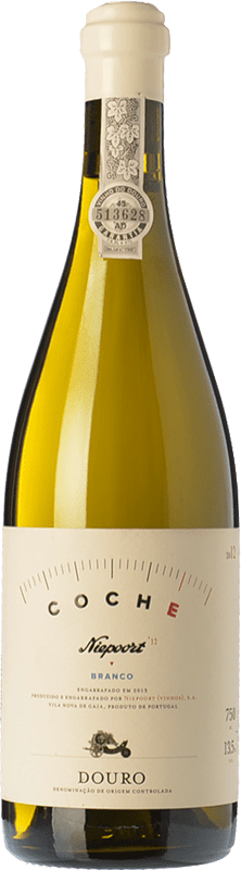 62,95 € | White wine Niepoort Coche Crianza I.G. Douro Douro Portugal Códega, Rabigato, Arinto Bottle 75 cl
