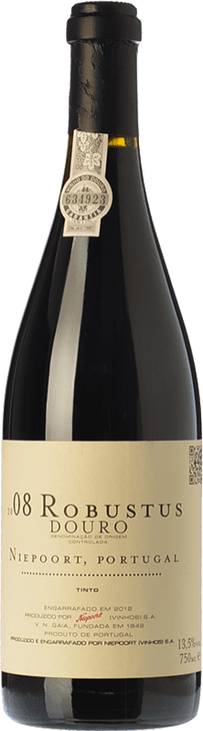 65,95 € | Red wine Niepoort Robustus Gran Reserva 2009 I.G. Douro Douro Portugal Touriga Franca, Tinta Roriz, Rufete, Sousão Bottle 75 cl
