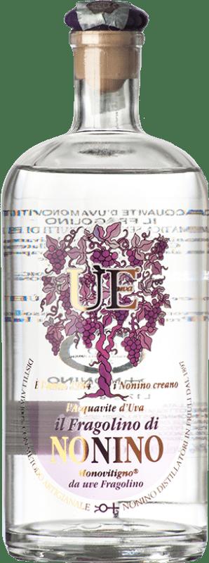 42,95 € | Grappa Nonino Ùe Il Fragolino Italy Bottle 70 cl