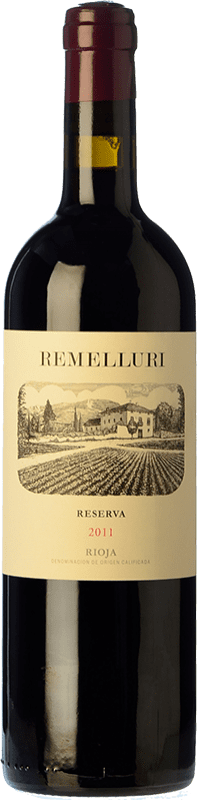 65,95 € Envío gratis | Vino tinto Ntra. Sra de Remelluri Reserva 2010 D.O.Ca. Rioja La Rioja España Tempranillo, Garnacha, Graciano, Viura, Malvasía Botella Mágnum 1,5 L