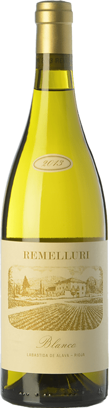 49,95 € Envoi gratuit   Vin blanc Ntra. Sra de Remelluri Crianza D.O.Ca. Rioja La Rioja Espagne Grenache Blanc, Roussanne, Viognier, Chardonnay, Sauvignon Blanc, Marsanne Bouteille 75 cl