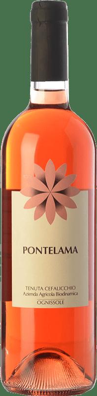 14,95 € Envoi gratuit | Vin rose Ognissole Pontelama D.O.C. Castel del Monte Pouilles Italie Nero di Troia Bouteille 75 cl