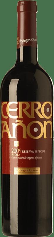 14,95 € Envoi gratuit | Vin rouge Olarra Cerro Añón Especial Reserva D.O.Ca. Rioja La Rioja Espagne Tempranillo, Grenache, Graciano, Mazuelo Bouteille 75 cl