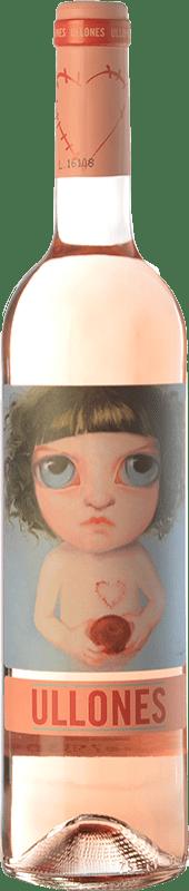 7,95 € | Rosé wine Oliveda Ullones Rosat Joven D.O. Empordà Catalonia Spain Grenache Bottle 75 cl