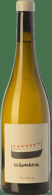 18,95 € | White wine Oriol Artigas La Rumbera Crianza Spain Grenache White, Xarel·lo Bottle 75 cl