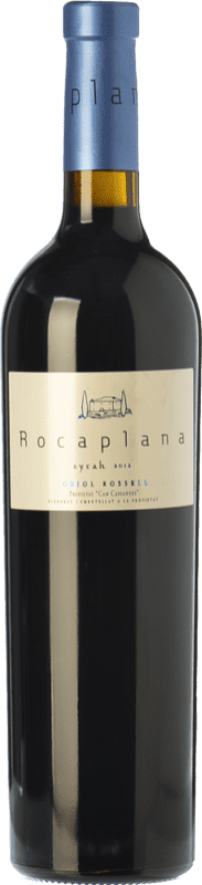15,95 € | Red wine Oriol Rossell Rocaplana Joven D.O. Penedès Catalonia Spain Syrah Bottle 75 cl