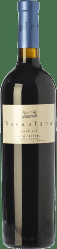 15,95 € Envoi gratuit | Vin rouge Oriol Rossell Rocaplana Joven D.O. Penedès Catalogne Espagne Syrah Bouteille 75 cl