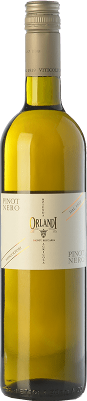 6,95 € Free Shipping | Rosé wine Orlandi Pinot Nero Rosato I.G.T. Provincia di Pavia Lombardia Italy Pinot Black Bottle 75 cl