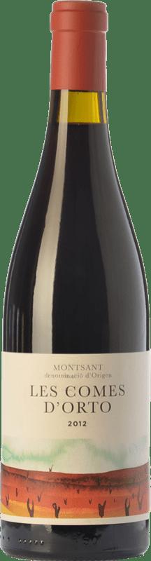 21,95 € | Red wine Orto Les Comes Crianza D.O. Montsant Catalonia Spain Tempranillo, Grenache, Samsó Bottle 75 cl