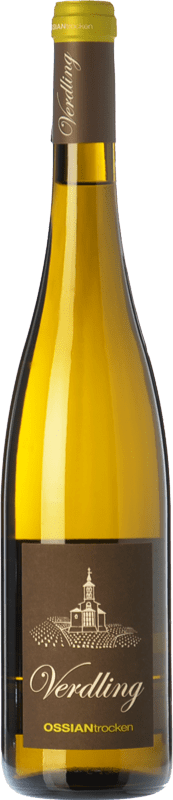 22,95 € | Vin blanc Ossian Verdling Trocken I.G.P. Vino de la Tierra de Castilla y León Castille et Leon Espagne Verdejo Bouteille 75 cl
