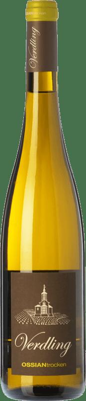 22,95 € Free Shipping | White wine Ossian Verdling Trocken I.G.P. Vino de la Tierra de Castilla y León Castilla y León Spain Verdejo Bottle 75 cl
