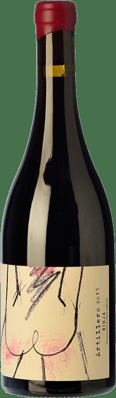 42,95 € Free Shipping   Red wine Oxer Bastegieta Artillero Crianza D.O.Ca. Rioja The Rioja Spain Tempranillo Bottle 75 cl