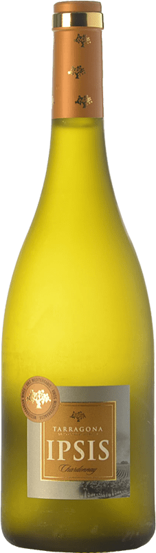 8,95 € | White wine Padró Ipsis D.O. Tarragona Catalonia Spain Chardonnay Bottle 75 cl