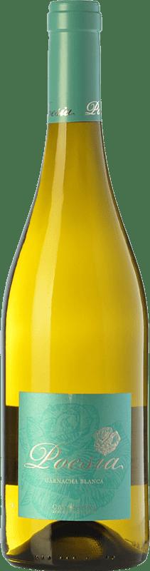 4,95 € 免费送货 | 白酒 Padró Poesía Joven D.O. Catalunya 加泰罗尼亚 西班牙 Grenache White 瓶子 75 cl