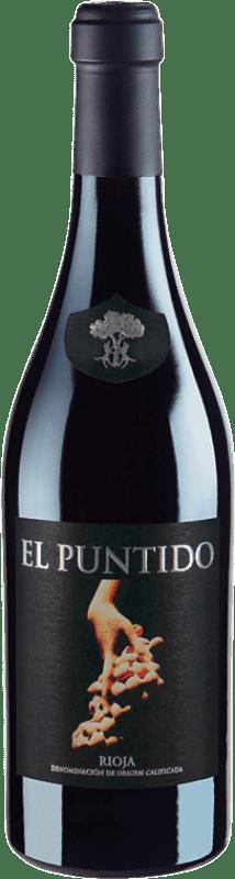 24,95 € Envoi gratuit | Vin rouge Páganos El Puntido 2015 D.O.Ca. Rioja La Rioja Espagne Tempranillo Bouteille 75 cl
