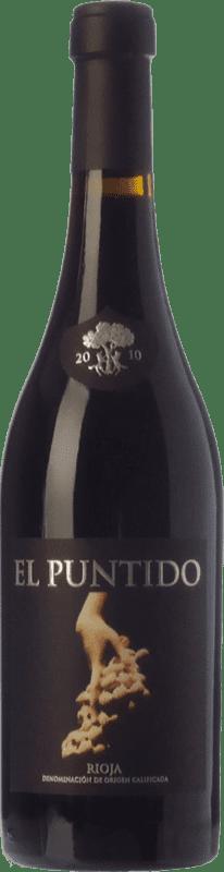 36,95 € Envoi gratuit | Vin rouge Páganos El Puntido Crianza D.O.Ca. Rioja La Rioja Espagne Tempranillo Bouteille Jéroboam-Doble Magnum 3 L