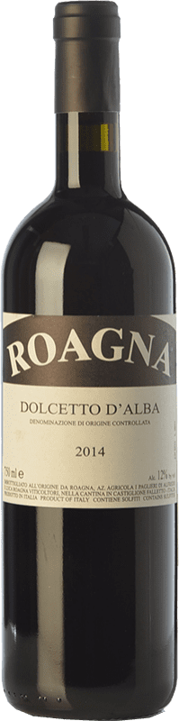 19,95 € | Red wine Roagna D.O.C.G. Dolcetto d'Alba Piemonte Italy Dolcetto Bottle 75 cl