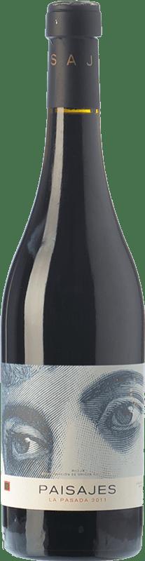 21,95 € Free Shipping | Red wine Paisajes La Pasada Reserva D.O.Ca. Rioja The Rioja Spain Tempranillo Bottle 75 cl