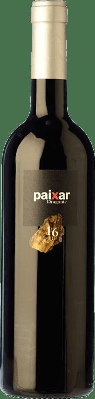 41,95 € Free Shipping | Red wine Paixar Crianza D.O. Bierzo Castilla y León Spain Mencía Bottle 75 cl