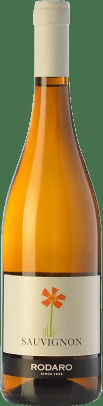 9,95 € Free Shipping | White wine Paolo Rodaro D.O.C. Colli Orientali del Friuli Friuli-Venezia Giulia Italy Sauvignon Bottle 75 cl
