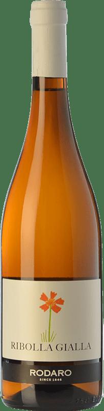 17,95 € Free Shipping | White wine Paolo Rodaro D.O.C. Colli Orientali del Friuli Friuli-Venezia Giulia Italy Ribolla Gialla Bottle 75 cl