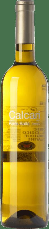 13,95 € Free Shipping | White wine Parés Baltà Calcari D.O. Penedès Catalonia Spain Xarel·lo Bottle 75 cl