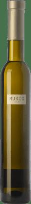 26,95 € Free Shipping | Sweet wine Parés Baltà Músic D.O. Penedès Catalonia Spain Chardonnay Half Bottle 37 cl