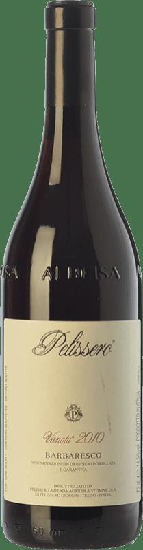 76,95 € Free Shipping | Red wine Pelissero Vanotu 2010 D.O.C.G. Barbaresco Piemonte Italy Nebbiolo Bottle 75 cl