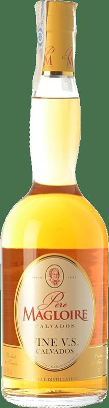 23,95 € Free Shipping | Calvados Père Magloire Fine I.G.P. Calvados Pays d'Auge France Bottle 70 cl