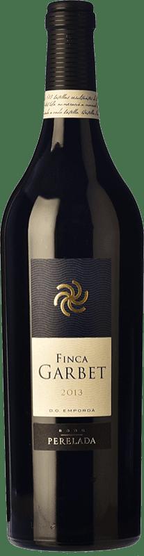 111,95 € | Red wine Perelada Finca Garbet Crianza D.O. Empordà Catalonia Spain Syrah, Cabernet Sauvignon Bottle 75 cl