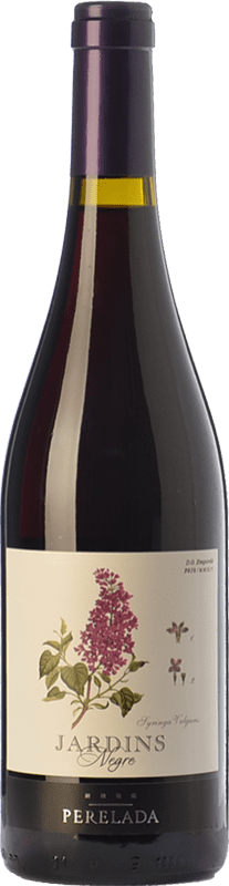 5,95 € | Red wine Perelada Jardins Negre Joven D.O. Empordà Catalonia Spain Merlot, Syrah, Grenache, Cabernet Sauvignon, Monastrell Bottle 75 cl