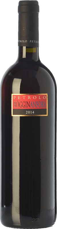 49,95 € Free Shipping | Red wine Petrolo Bòggina Anfora I.G.T. Val d'Arno di Sopra Tuscany Italy Sangiovese Bottle 75 cl