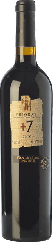 26,95 € | Red wine Pinord +7 Crianza D.O.Ca. Priorat Catalonia Spain Syrah, Grenache, Cabernet Sauvignon Bottle 75 cl