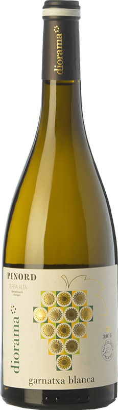 9,95 € | White wine Pinord Diorama Garnatxa Blanca D.O. Terra Alta Catalonia Spain Grenache White Bottle 75 cl