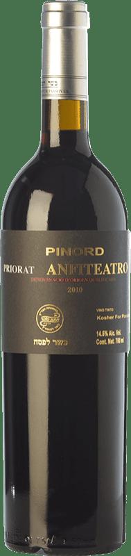 23,95 € Free Shipping | Red wine Pinord Taanug Anfiteatro Crianza D.O.Ca. Priorat Catalonia Spain Syrah, Grenache, Cabernet Sauvignon Bottle 75 cl