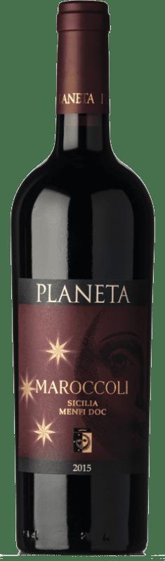 26,95 €   Red wine Planeta Maroccoli I.G.T. Terre Siciliane Sicily Italy Syrah Bottle 75 cl