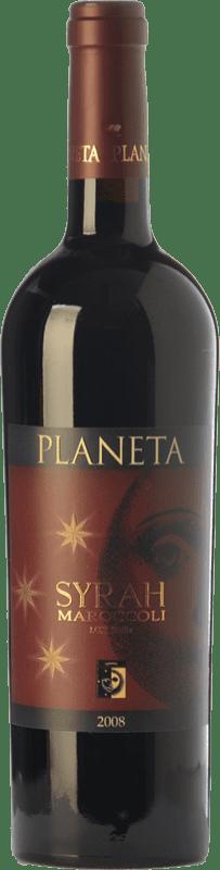 22,95 €   Red wine Planeta Maroccoli Crianza I.G.T. Terre Siciliane Sicily Italy Syrah Bottle 75 cl