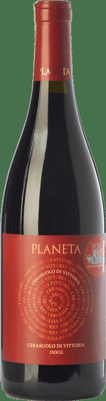 13,95 €   Red wine Planeta D.O.C.G. Cerasuolo di Vittoria Sicily Italy Nero d'Avola, Frappato Bottle 75 cl