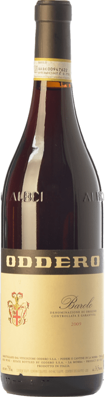 37,95 € Free Shipping | Red wine Oddero D.O.C.G. Barolo Piemonte Italy Nebbiolo Bottle 75 cl