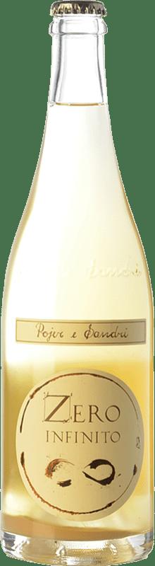 17,95 € Free Shipping | White sparkling Pojer e Sandri Zero Infinito Italy Solaris Bottle 75 cl
