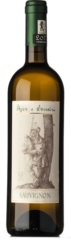 14,95 € Free Shipping | White wine Pojer e Sandri I.G.T. Vigneti delle Dolomiti Trentino Italy Sauvignon Bottle 75 cl