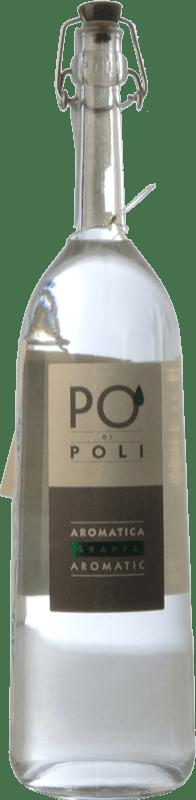 41,95 € 免费送货 | 格拉帕 Poli Traminer 威尼托 意大利 瓶子 70 cl