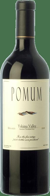 62,95 € Free Shipping   Red wine Pomum Shya Red Reserva 2008 I.G. Columbia Valley Columbia Valley United States Merlot, Cabernet Sauvignon, Cabernet Franc, Malbec, Petit Verdot Bottle 75 cl