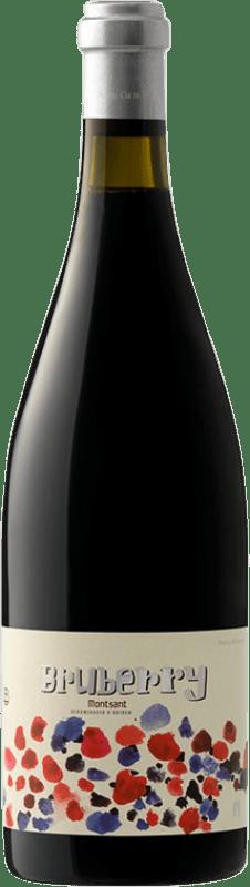 9,95 € Envoi gratuit | Vin rouge Portal del Montsant Bruberry Joven D.O. Montsant Catalogne Espagne Syrah, Grenache, Carignan Bouteille 75 cl
