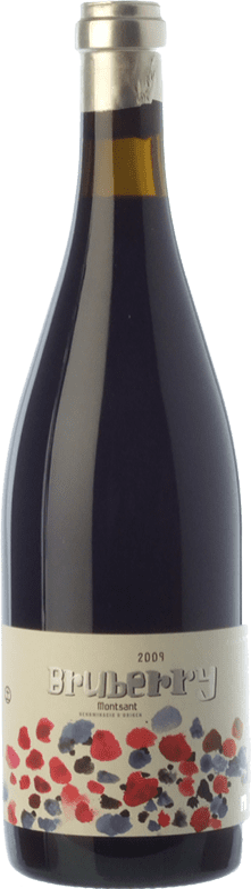 9,95 € Envío gratis | Vino tinto Portal del Montsant Bruberry Joven D.O. Montsant Cataluña España Syrah, Garnacha, Cariñena Botella 75 cl