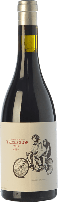 69,95 € | Red wine Portal del Priorat Tros de Clos Crianza D.O.Ca. Priorat Catalonia Spain Carignan Bottle 75 cl